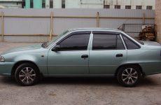 27-летний узбек на Нексии сбил женщину на пешеходном переходе