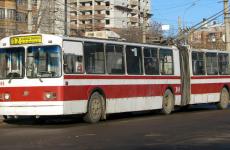 Двое местных парней избили водителя троллейбуса